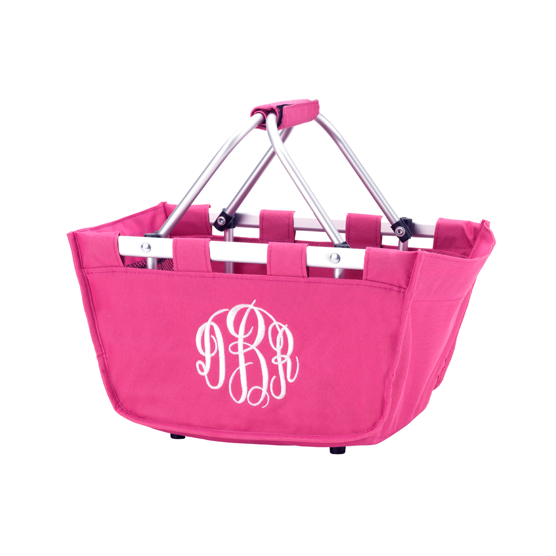 Hot Pink Mini Market Tote – Toadally Cute Boutique